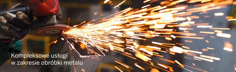 Kompleksowe usługi w zakresie obróbki metalu